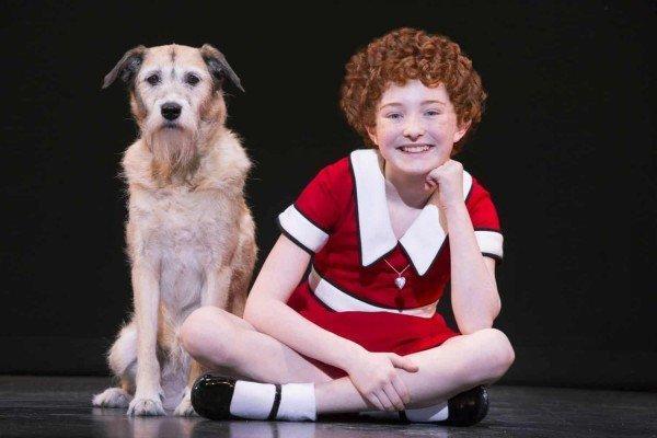 Annie Detroit Shows at Fox Theatre