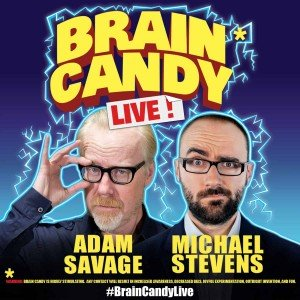 Brain Candy Live
