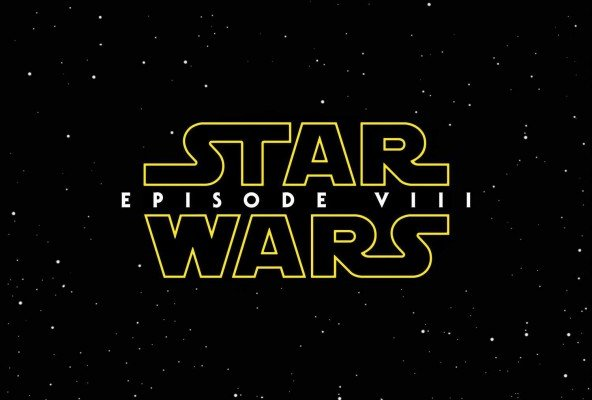 Disney 2017 Movies - Star Wars Episode VIII