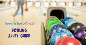 Ann Arbor Bowling Alley Guide