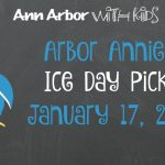 Arbor Annie's Ice Day Picks - January 17, 2017