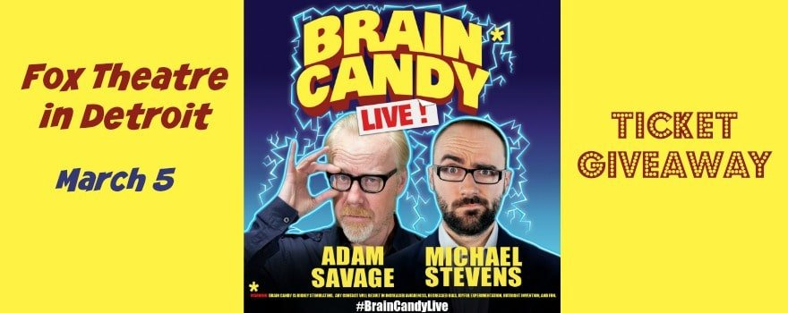 Brain Candy Live Featured Image