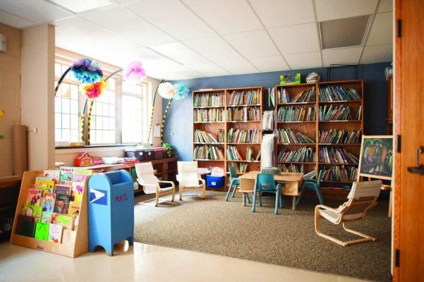 FUMCN Co-op Preschool - Library