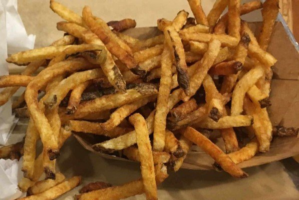 Ann Arbor Elevation Burger Fries