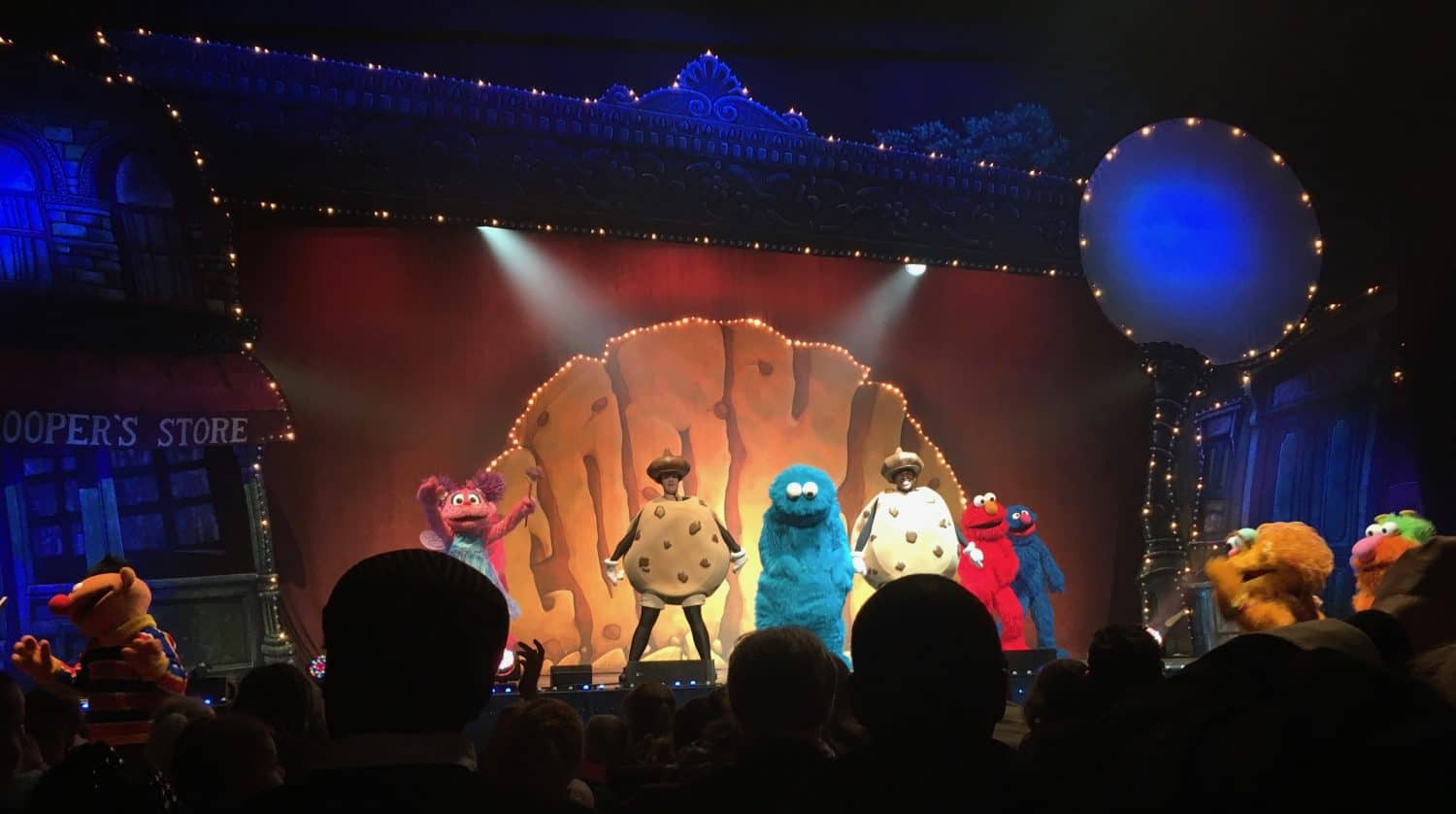 Sesame Street Live - Me Want Cookies