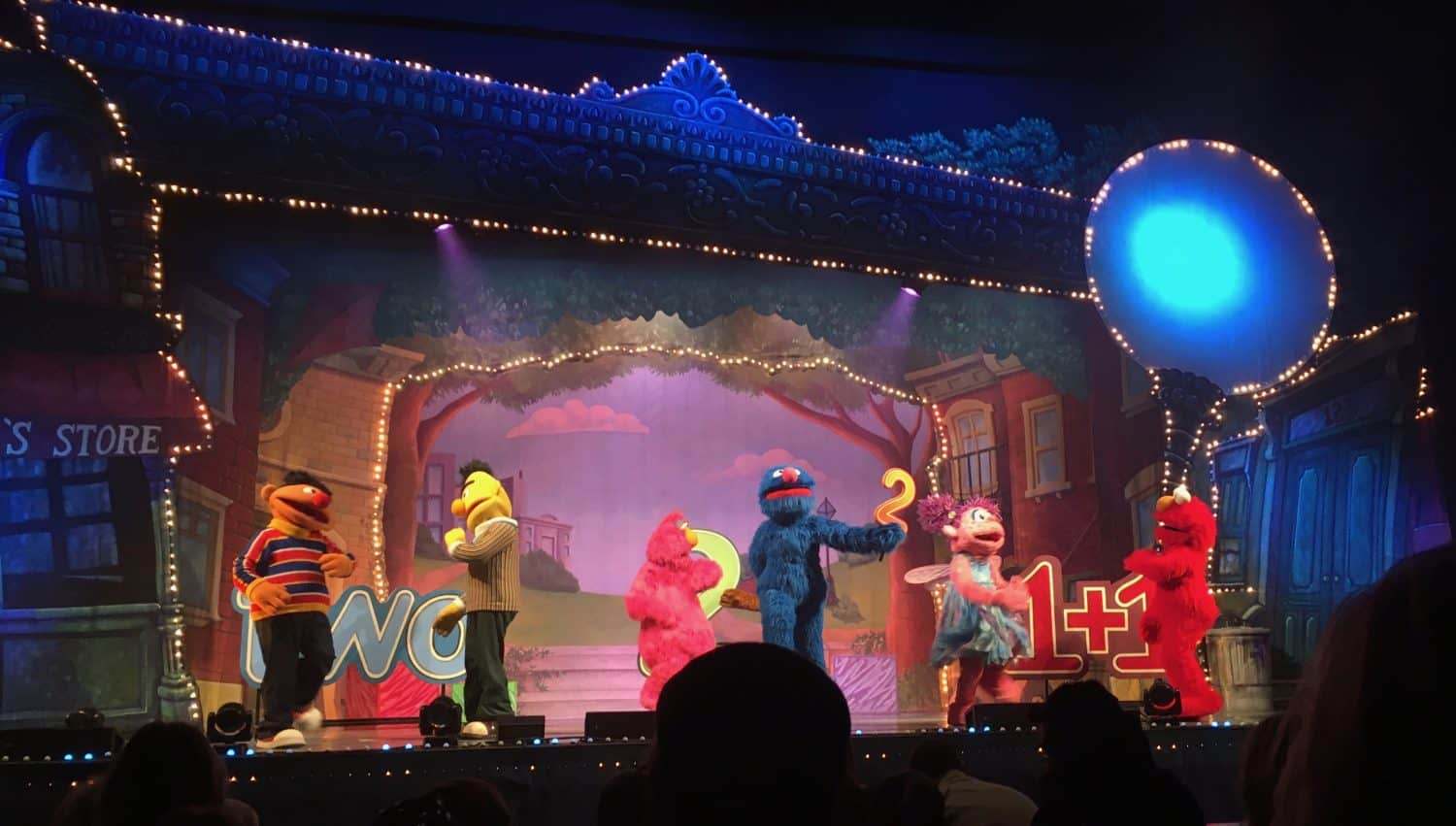 Sesame Street Live - The Number 2