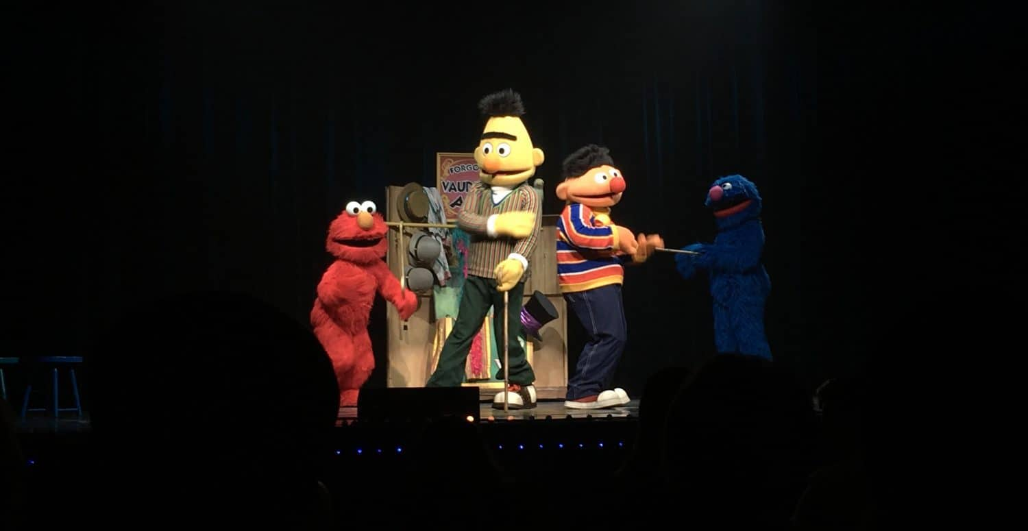 Sesame Street Live -Favorite Things - Rubber Ducky