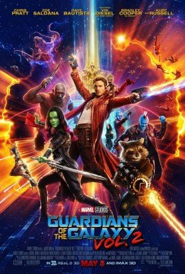 Guardians of the Galaxy Vol. 2 - Final Poster
