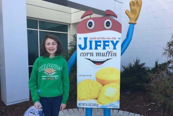 Jiffy Factory Tour - With Corny