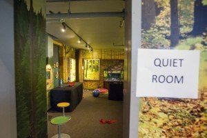 My Turn Community - Quiet Room Setup at AAHOM