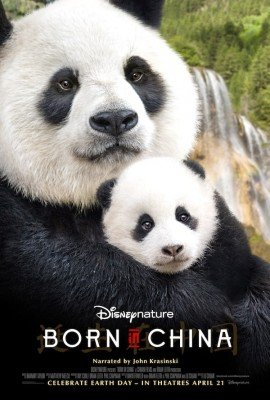Born in China poster - Born in China Review