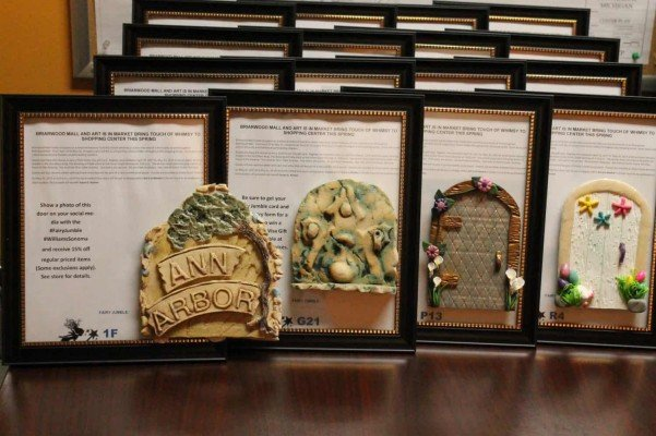 Briarwood Mall Fairy Door Collection
