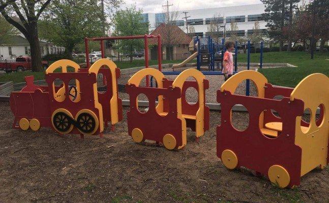Wheeler Park - Tuesday Playground Profile - Train