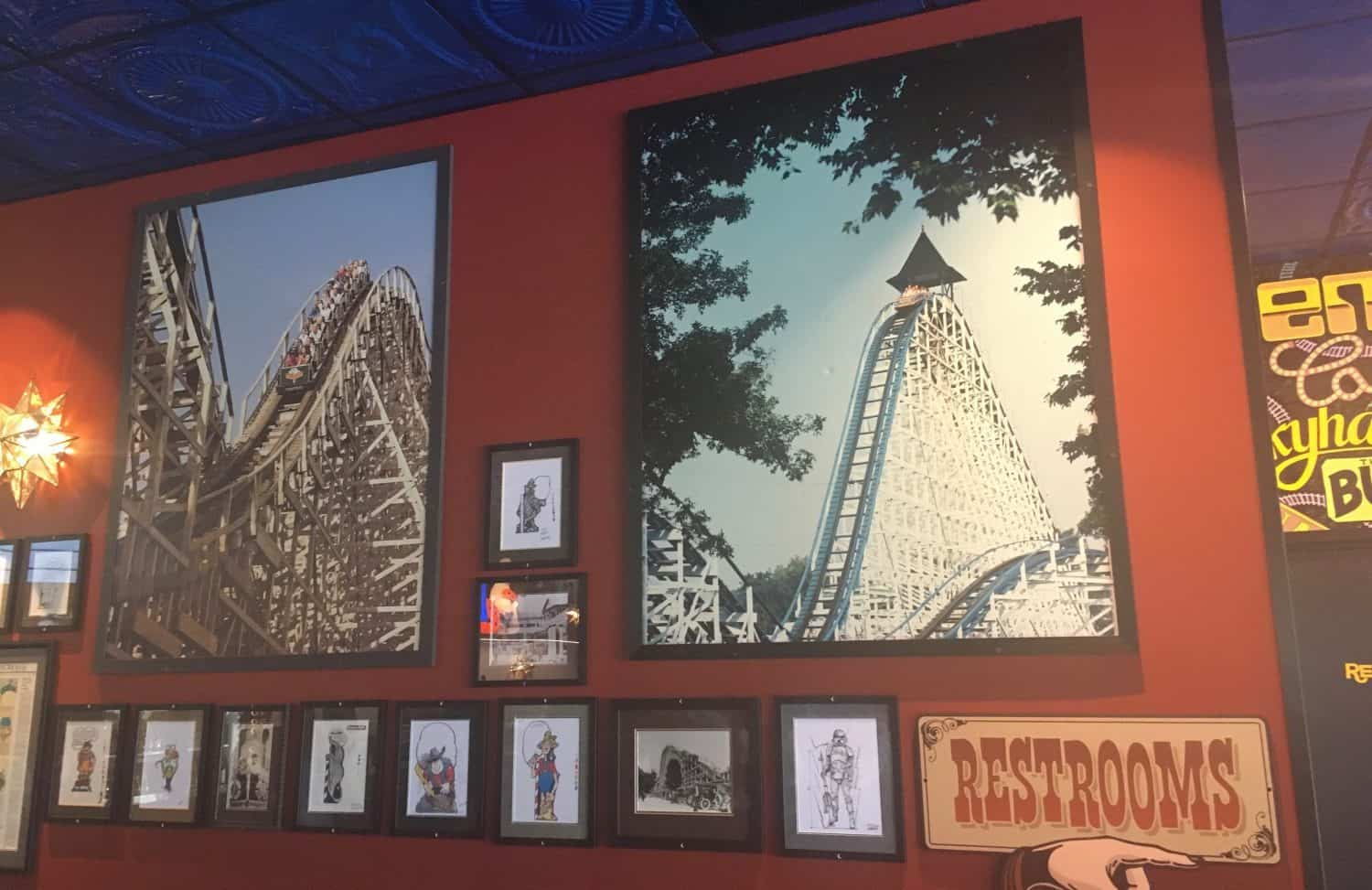 Cedar Point - Wednesday Activity Review -The Melt Historical Pictures