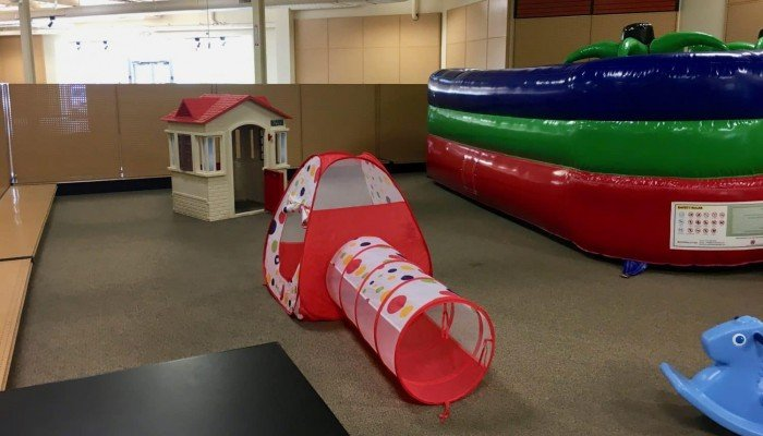 Colby Bounce - Toddler Area