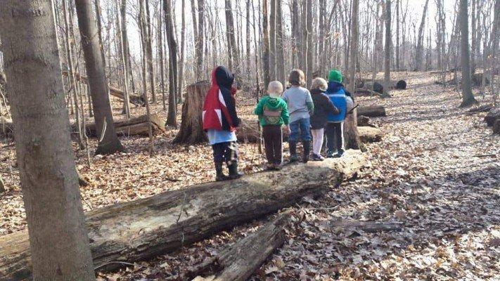 Family Friendly Ann Arbor Hikes - Eberwhite Woods
