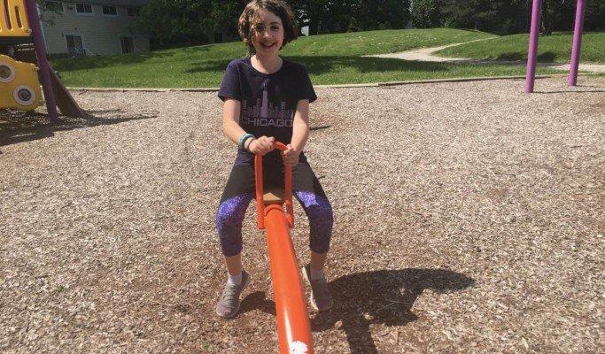 Leslie Park Playground Profile - SeeSaw