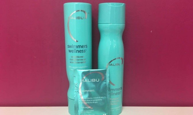 Summer Hair Trends - Malibu Swimmer Treatment