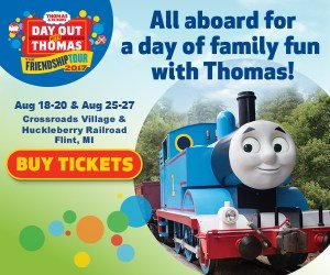 Day Out With Thomas Details