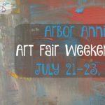 Ann Arbor Art Fair Weekend Picks