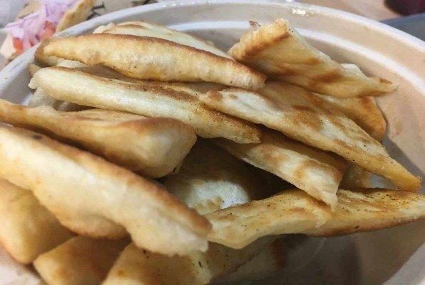 KouZina Greek Street Food - Pita Chips