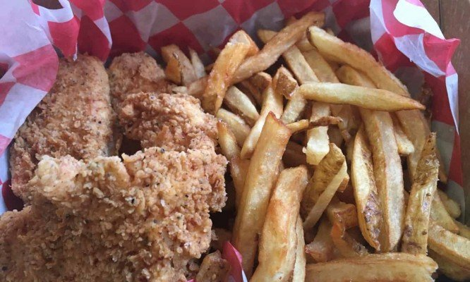 Ma Lou's Fried Chicken - Kids Meal Chicken Tenders