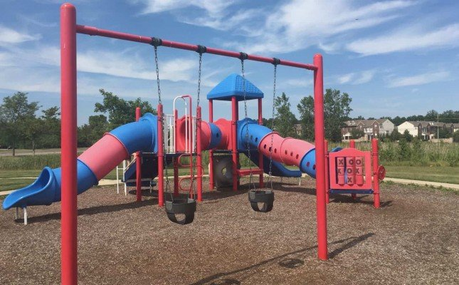 Prairie Park - Baby Swings & 2nd Playground