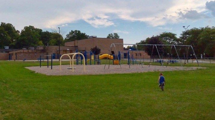 Arbor Oaks Playground Profile - Bryant Elementary