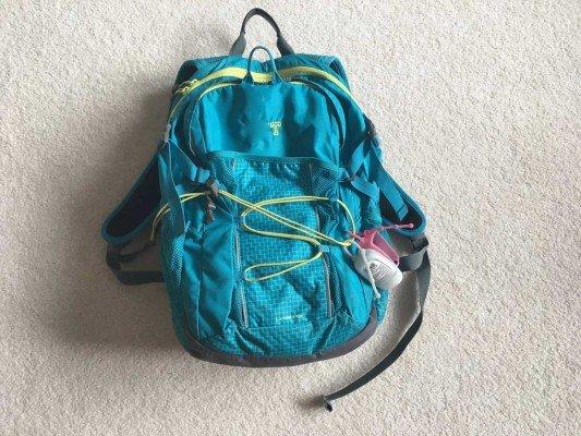 Ann Arbor Back to School - Lands End Backpack