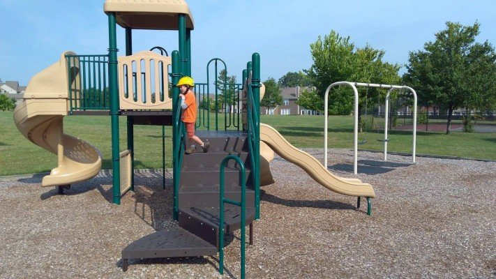 Cranbrook Playground - Structure