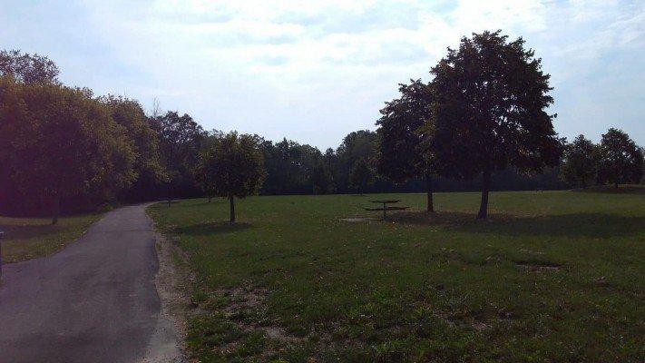 Cranbrook Playground - Trail