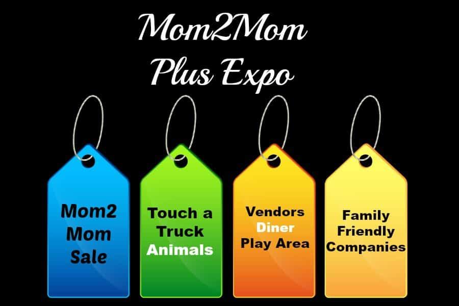 Mom 2 Mom Plus Expo