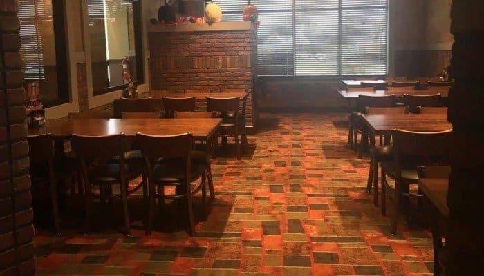 Ann Arbor Buddy's Bocce Ball Private Room