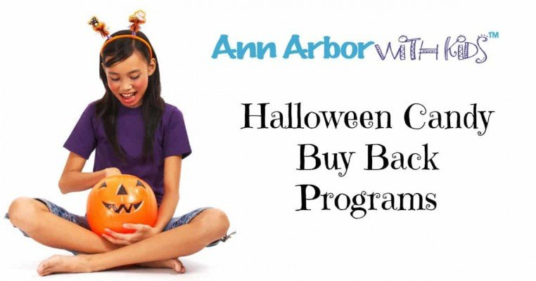 Ann Arbor Halloween Candy Buy Back Programs