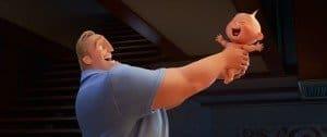 Incredibles 2 - Bob & Jack-Jack