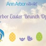 Ann Arbor Easter Brunch Options