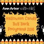 Ann Arbor Halloween Candy Buy Back Programs 2016