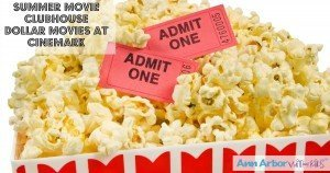 Summer Movie Clubhouse - Dollar Movies at Cinemark