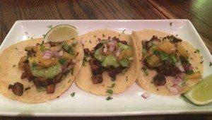Isalita Restaurant Review - Al Pastor Tacos