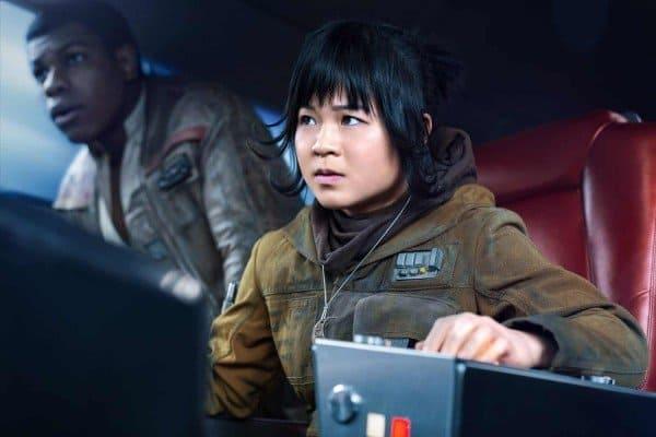 Star Wars: The Last Jedi - Rose & Finn